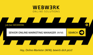 webwerk-job-senior-online-marketing-manager